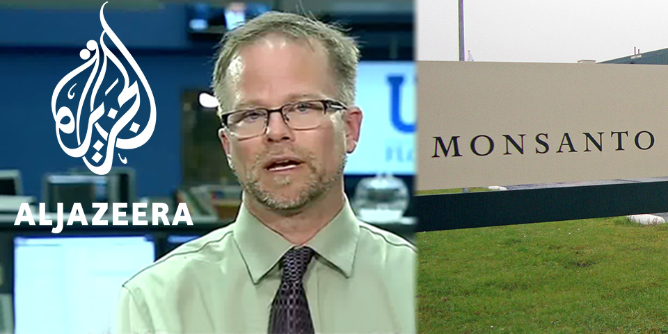 Al Jazeera, Kevin Folta, Monsanto