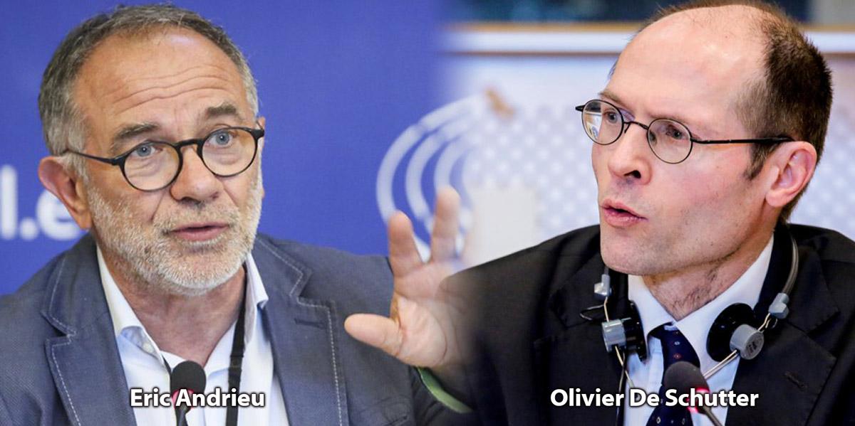 /Eric Andrieu and Olivier De Schutter