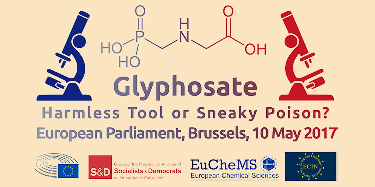 Glyphosate harmless tool or sneaky poison
