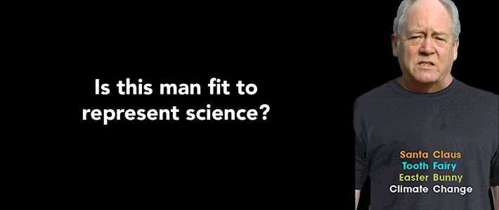 Is Patrick Moore fit to represent science?