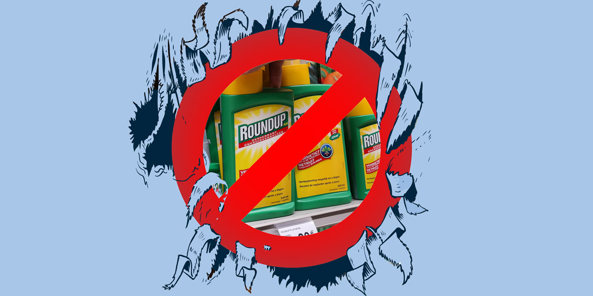 Is environmentalists roundup glyphosate strategy in tatters