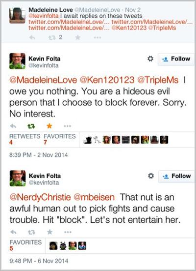 Kevin Folta tweets