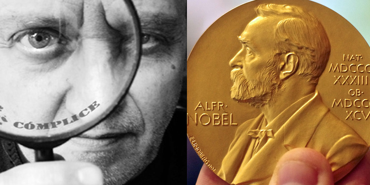 Nobel Prize and Andres Carrasco