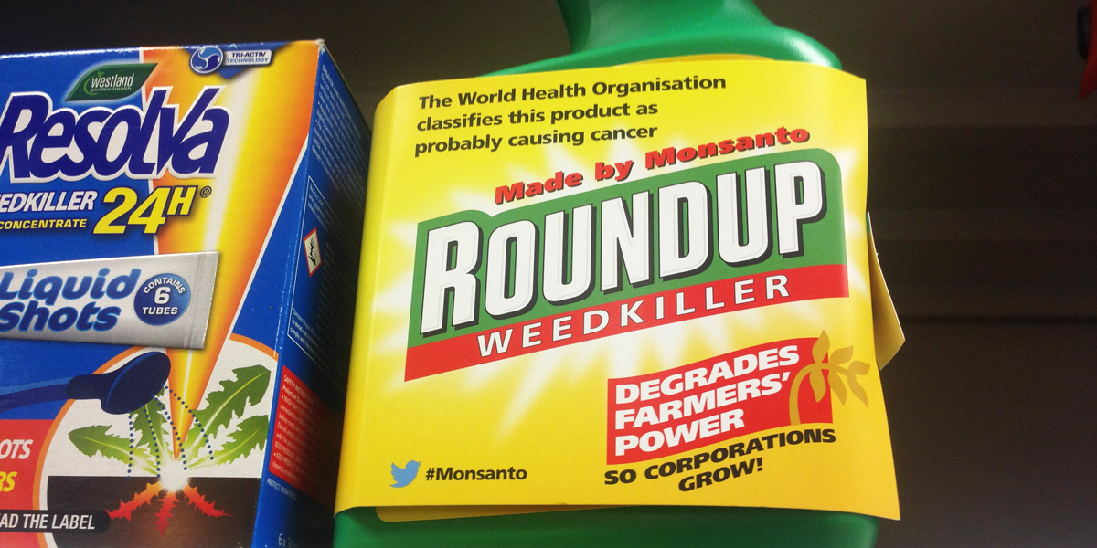 Roundup Re-labeled