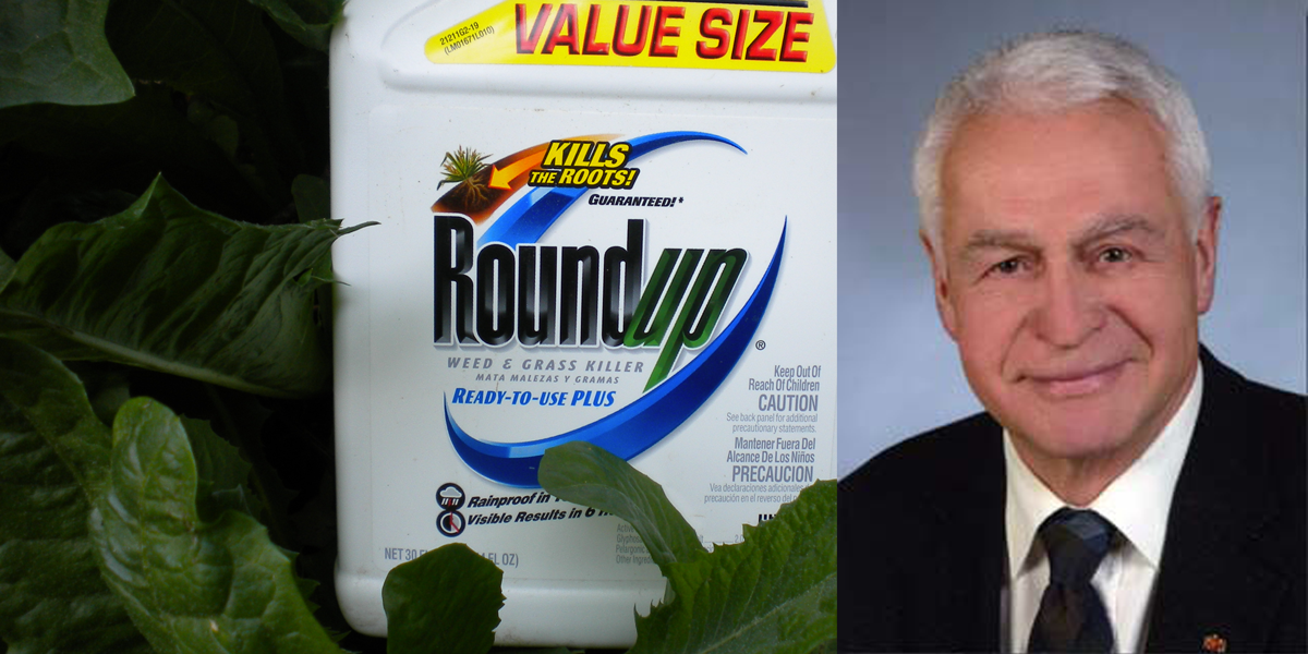 Roundup cancer risk denied by Helmut_Greim