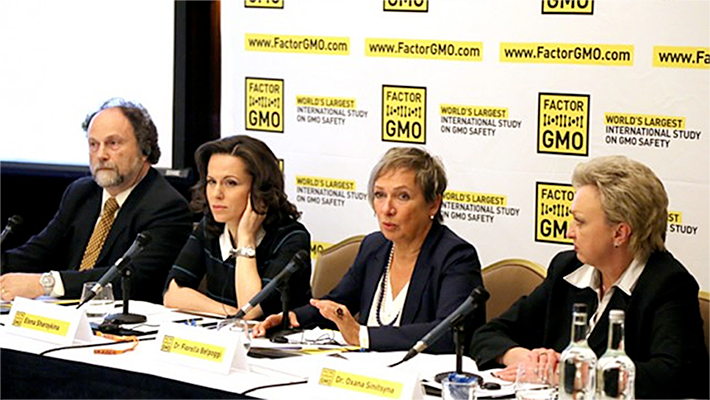 Worlds Largest GMO Safety Study