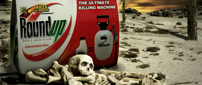 roundup the ultimate killing machine