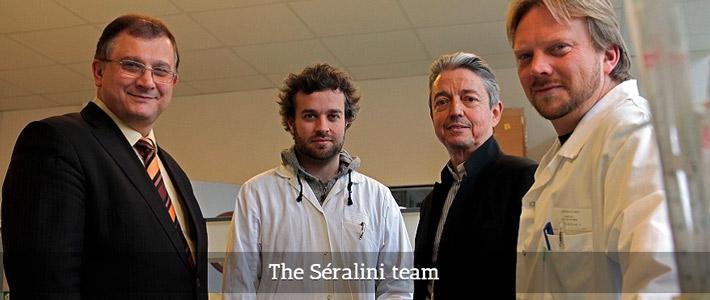 the seralini team