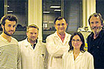 Prof Gilles Eric Séralini and his CRIIGEN research team