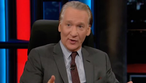 Bill Maher on the money that went against Prop 37 and GMO labeling