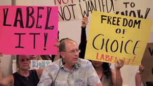 Hawaii: Committee hearing on GMO Labeling