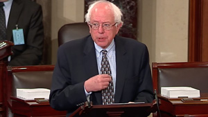 Senator Sanders speech on the need for GM labeling