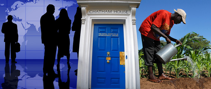 Chatham House, GM and Africa