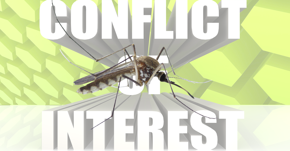 Conflict of Interest and Mosquito