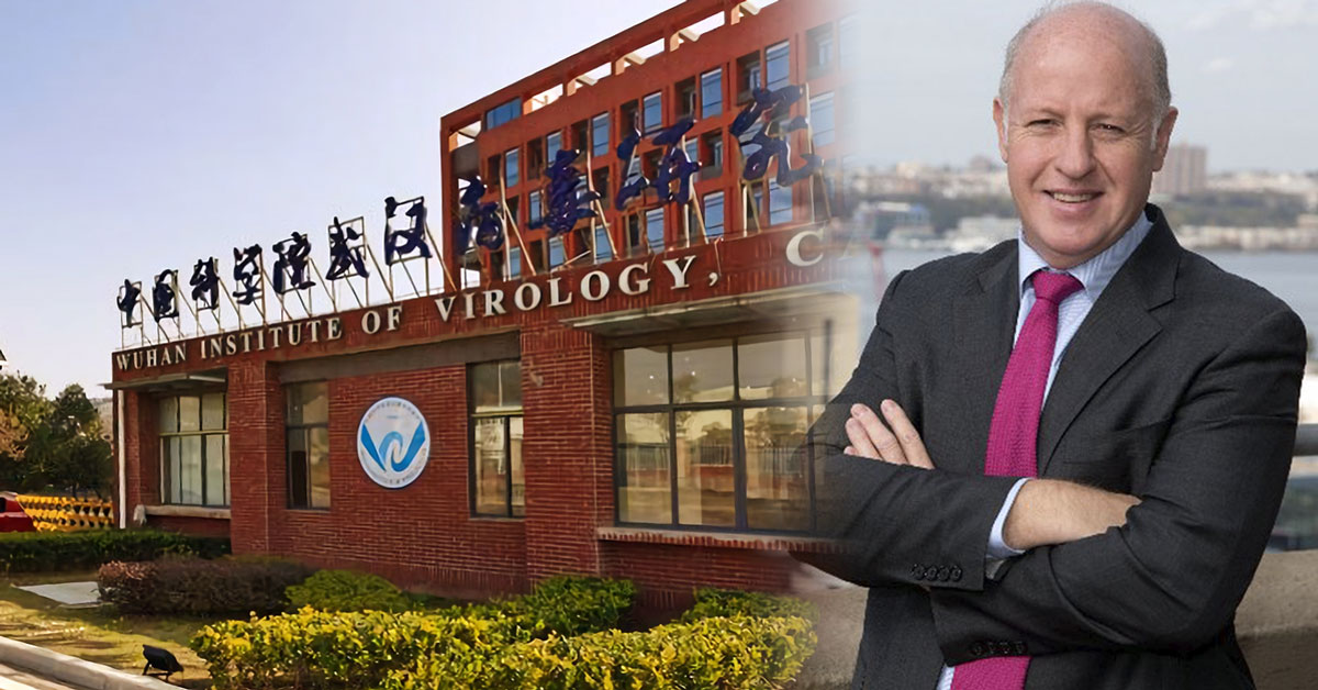 Peter Dasza and Wuhan Institute of Virology