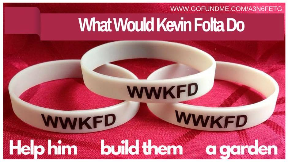 WWKFD What Would Kevin Folta Do bracelets
