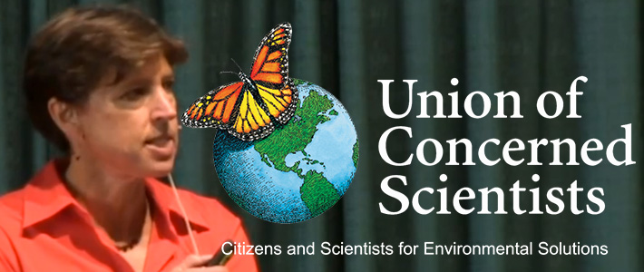 Pamela Roland misrepresents Union of Concerend Scientists