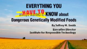 Everything you have to know about dangerous genetically modified foods